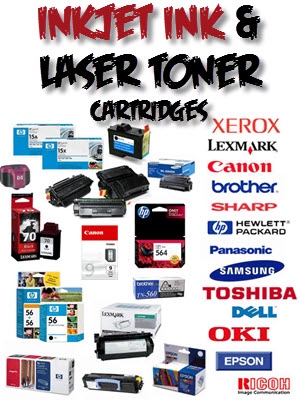Original & Compatible Printer Cartridges
